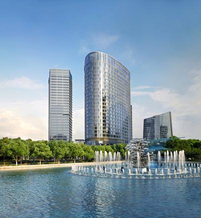 苏州凯悦酒店推出2015会议新主张