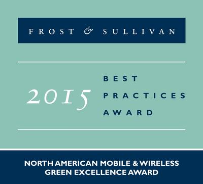 Sprint's Environmentally Responsible Business Practices Earn it Top Honors from Frost & Sullivan for the Fourth Straight Year