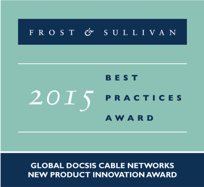 Frost & Sullivan Acclaims Averna for Leading the Cable Network Market with Its Pioneering DOCSIS 3.1 Protocol Analysis Solution