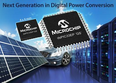 Microchip's New dsPIC33EP
