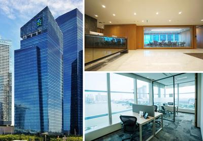 The Executive Centre establishes the fourth location in Singapore at Marina Bay Financial Centre Tower One.