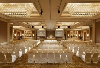 Grand Ballroom at Conrad Centennial Singapore