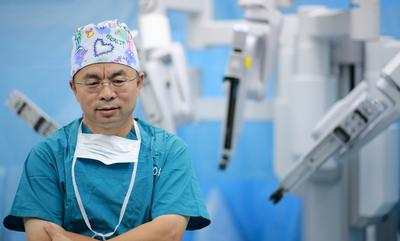 United Family Healthcare First Private Provider in China with Robotic da Vinci(R) Si Surgical System