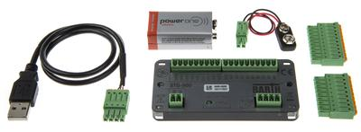 New Mini PLCs From RS Components Save Wiring, Space, Power and Programming Time