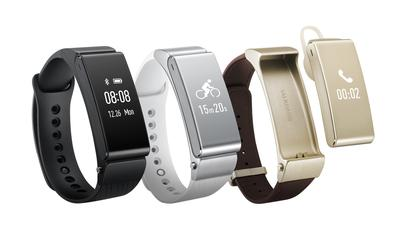 Huawei Teases The Wearable Device Market With TalkBand B2