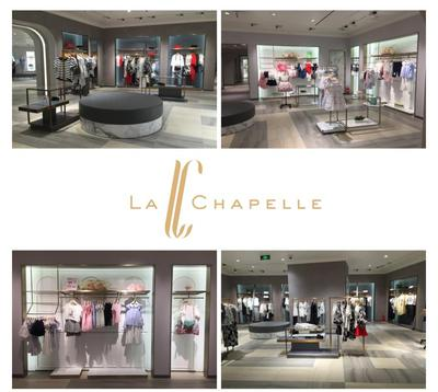 Shanghai La Chapelle Fashion Co., Ltd. Officially Launches