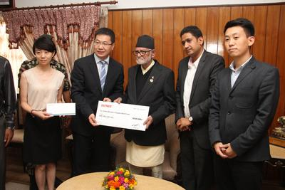 Gionee Pledged NPR 5.6 Million in Aid to Nepal Earthquake