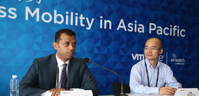 VMware Aligns Business Mobility Offering in Asia Pacific to US$24b Market Opportunity by 2016