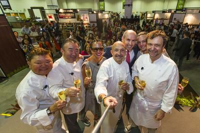 Embark on a Grand Culinary Adventure at Epicurean Market 2015