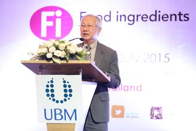 UBM launches Food ingredients Asia 2015, expecting 25% growth and saying Asia, USA are booming markets
