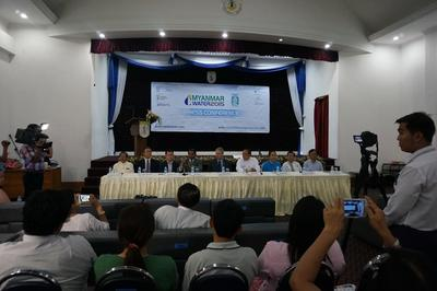 The 3rd Edition of MyanmarWater 2015 Returns with Renewable Energy Myanmar 2015