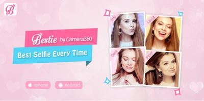 Camera360 Launches the Ultimate Selfie App Bestie
