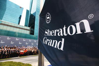 Starwood Hotels & Resorts Introduces Sheraton Grand