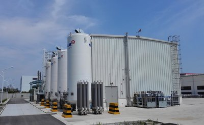 Messer Starts up An Electronic Specialty Gases Plant in Jiangsu, China