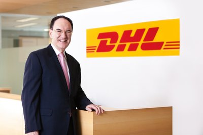 DHL Global Forwarding Appoints Charles Kaufmann as Chief Executive Officer for North Asia