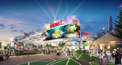 SHOW DC Invests US$265 million to Open Thailand's First Retail & Entertainment Mega-complex