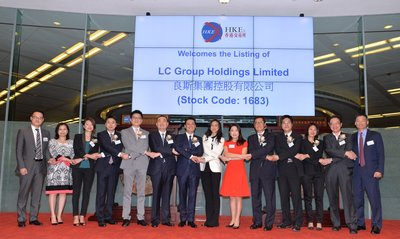 LC Group Reaching its Milestone in 2015