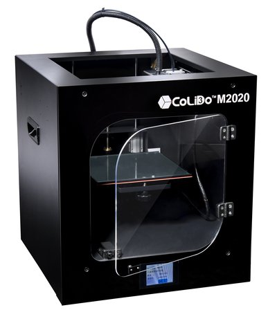 The newly launched CoLiDo M2020 3D printer pinpoints to the need of small from industrial users.