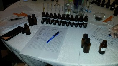 Asia Plantation Capital Showcases it's Oud Oil at IFEAT's Perfumery Workshop