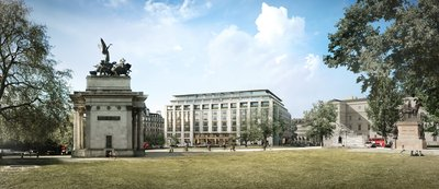 The Peninsula London Receives Planning Consent