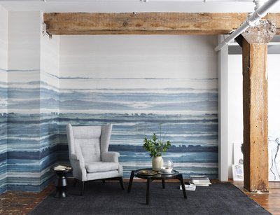 Light Up Any Room with Goodrich Global's Customized Digital Printed Wallcoverings