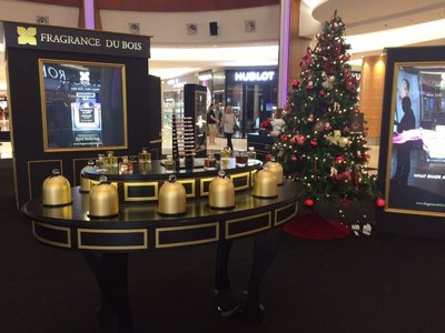 Fragrance Du Bois Opens New Counter at Robinsons, Kuala Lumpur in Time for Christmas