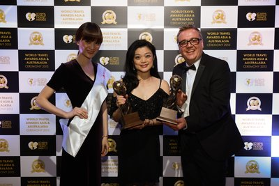 Lanson Place Hotel, Hong Kong Scoops up 3 Industry 'Oscars' in Its 10th Anniversary Year
