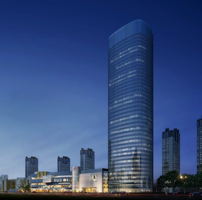 Jin Jiang International Hotels to Open Second Five-star Hotel in Nanchang in 2020