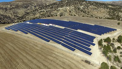 ET Solar Connects First Two PV Projects in Turkey