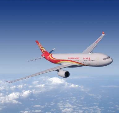 Hong Kong Airlines Launches New Direct Flight Service to Phnom Penh, Cambodia