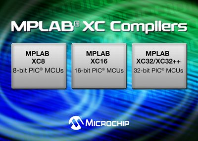 Microchip Offers Award-winning MPLAB(R) XC PRO Compilers in Low-cost, Renewable Monthly Subscription License