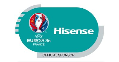 Hisense Signs As the 10th Global Partner for UEFA EURO 2016
