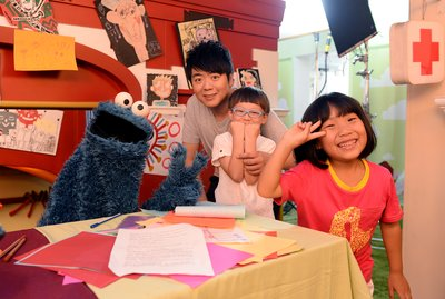 Lang Lang and Cookie Monster Featured in PSA Promoting Early Childhood Development