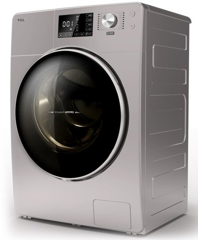 The iF Winning TCL Big Eye Crystal 2.0 washing machine