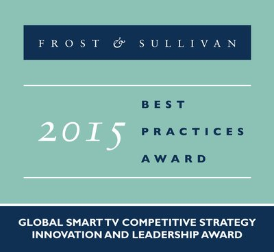 Frost & Sullivan Commends Hisense for its Strong Product Offerings and Aggressive Expansion Strategies in the Smart TV Market