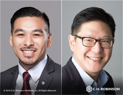 C.H. Robinson Expands Asia Leadership Team