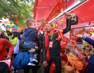 Guangzhou welcomes the world for Chinese New Year