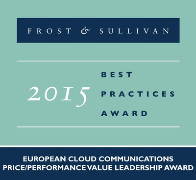 Frost & Sullivan Lauds Centile's Commitment to Service Providers' Success and Customer Value in the Cloud Communications Industry