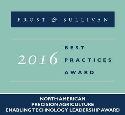 Frost & Sullivan Honors Agribotix for Developing a Superior Drone Technology and an Unrivaled Analytics Platform for the Precision Agriculture Market