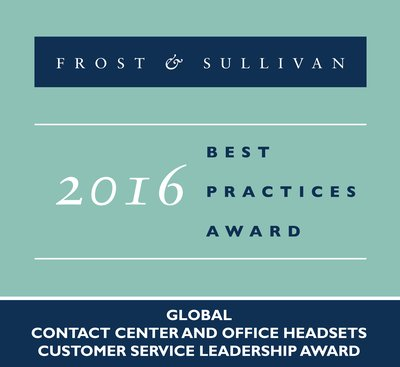 Frost and Sullivan Lauds Plantronics for Humanizing the Technical Services Experience