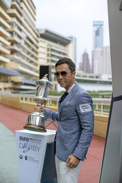 Spectacular Line Up of On-course Activities for the BMW Hong Kong Derby on 20 March