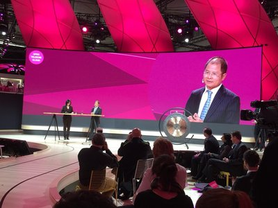 Deutsche Telekom and Huawei Launch New Open Telekom Cloud