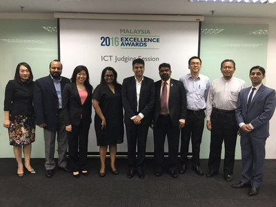 ICT Award Recipients Identified by Judges; Awards to be Presented at 2016 Frost & Sullivan Malaysia Excellence Awards Banquet