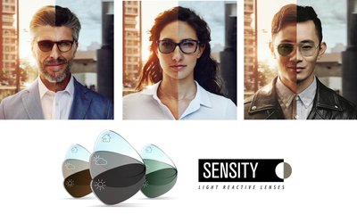 HOYA Introduces All-New Sensity Light Reactive Lenses in Asia Pacific