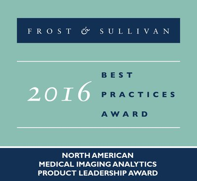 Frost & Sullivan Applauds EDDA's IQQA(R) Platform, an Advanced Imaging Analytics Technology that Improves Clinical Workflow and Accuracy