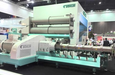 Buhler Group Attends Victam Asia 2016, Asia's Most Influential Feed Processing Event