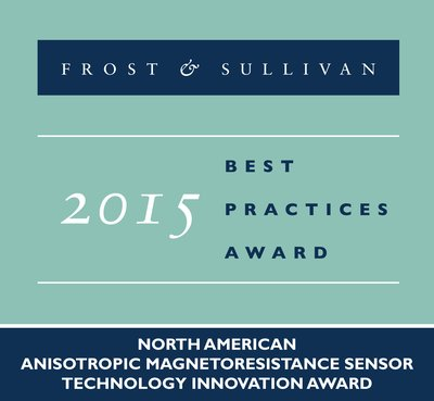 Frost & Sullivan Spotlights MEMSIC's Pioneering Low-cost, High-performance AMR Sensor Technology for Consumer Electronics and Industrial Applications