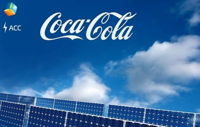ACC and COFCO Coca-Cola Sign 5.5 Megawatt Solar Agreement
