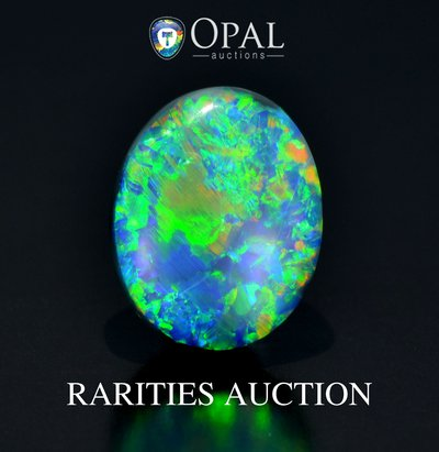 Opal Auctions Announces First Ever Online Rarities Auction, Debuting Five Hand Selected Natural Opals