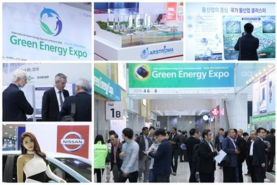 One of Asia's Top Three New Renewable Energy Shows 'The 13th International Green Energy Expo & Conference' Opens!